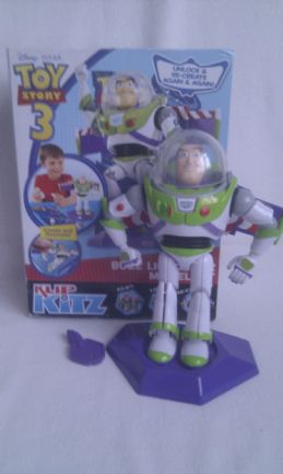 Disney Build Buzz Lightyear Space Ranger Kit Toy Story (Boxed)